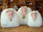 Декоративные подушки «Барашки»