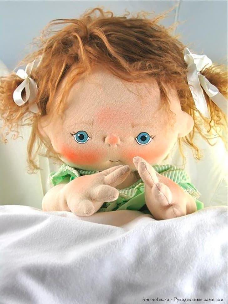 фото выкройка кукол младенцев