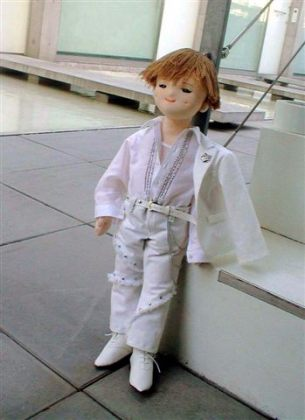 фото кукла мальчик