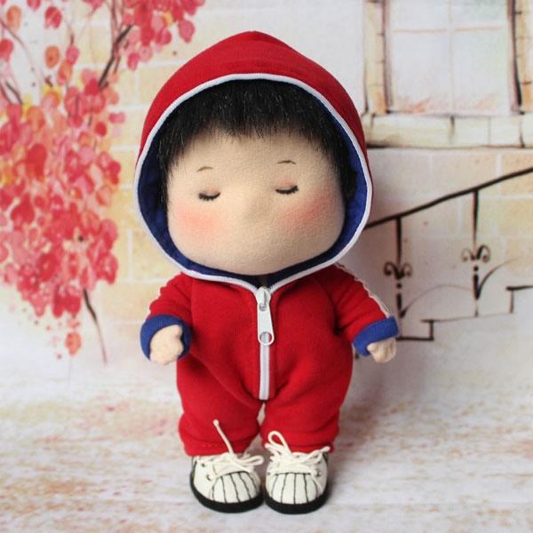 фото выкройки маленьких кукол