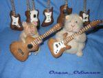 Текстильные гитары своими руками