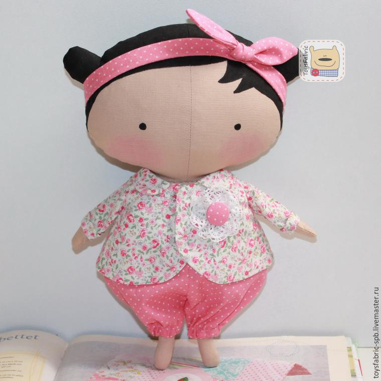 фото кукла милашка хэндмэйд
