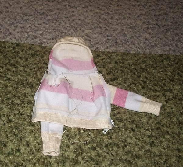 фото сшить курточку для куклы