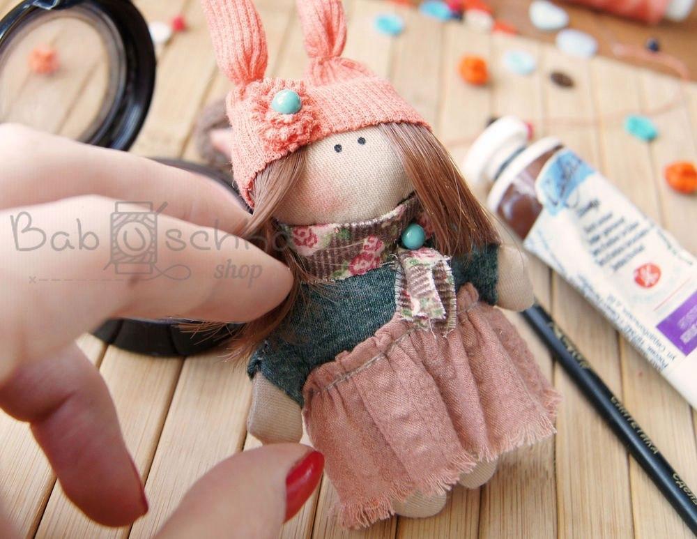 выкройка куклы малышки