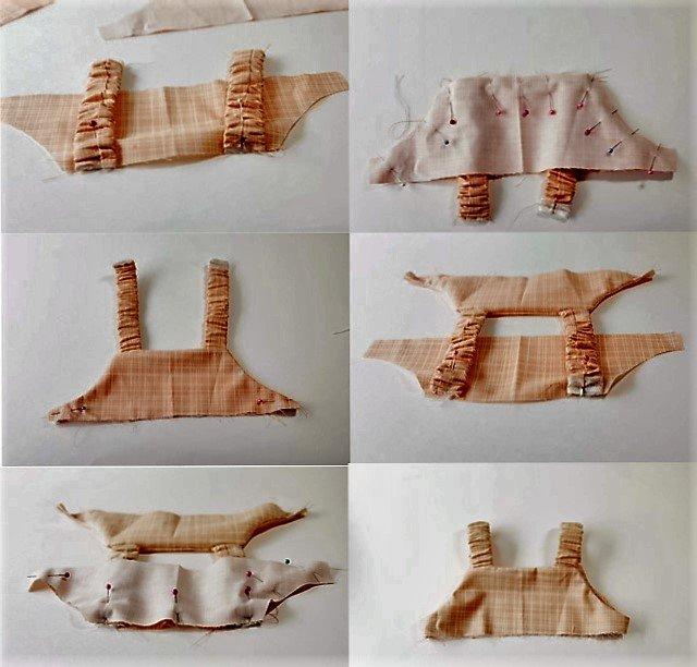 фото одежда для куклы