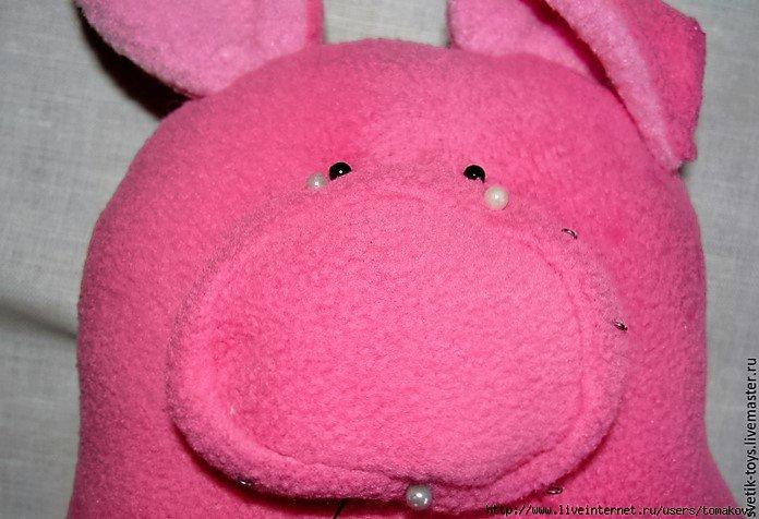как сшить поросенка и свинью