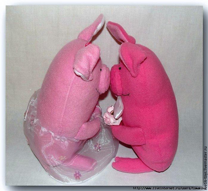 фото игрушки свинки
