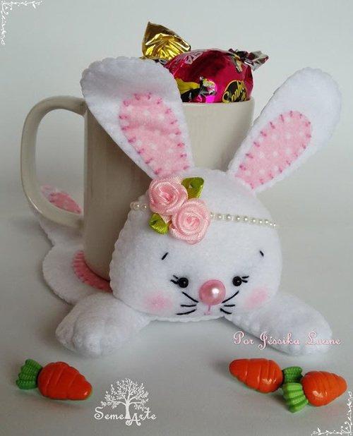 Выкройка заек и кроликов