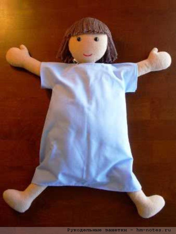 Кукла для изучения анатомического строения человека