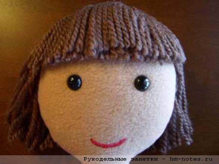 фото необычная кукла с анатомическими подробностями