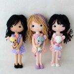 Авторские куклы Gingermelon