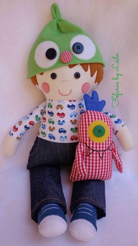 Куклы для мальчишек