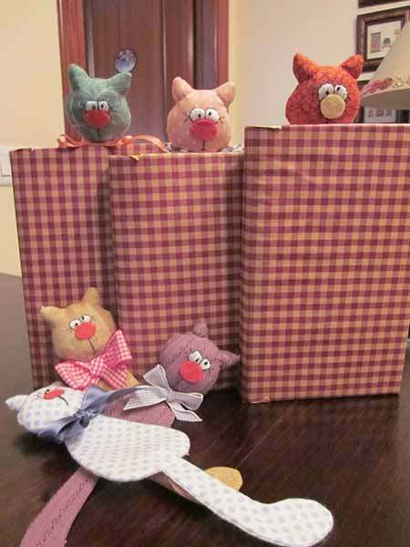фото кукольные закладки для книг