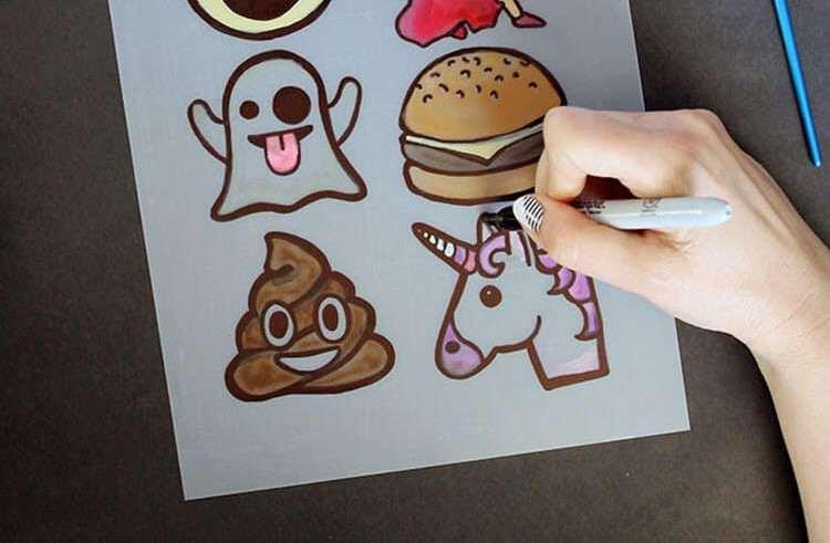 фото значки и стикеры своими руками