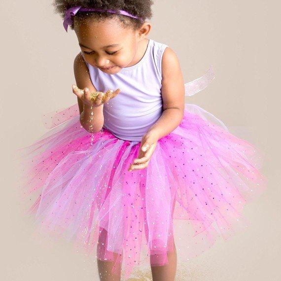 Юбка из фатина для маленькой принцессы без выкройки