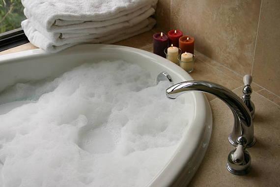 пена для ванны заменяющая крем для тела