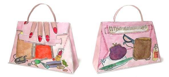 сумки для кукол