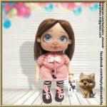 Интерьерные куклы Натальи Тепляковой