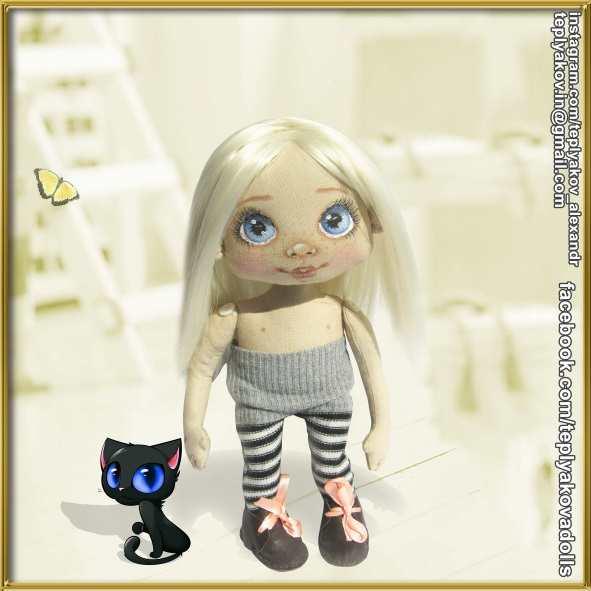 купить интерьерных кукол