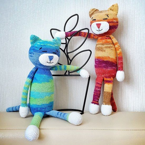 Идеи и выкройки котиков