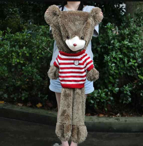 медведь для костюма