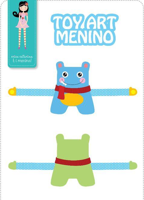 выкройка игрушки-обнимашки