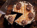 Идеальный новогодний торт — рецепт