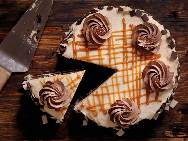Идеальный новогодний торт рецепт