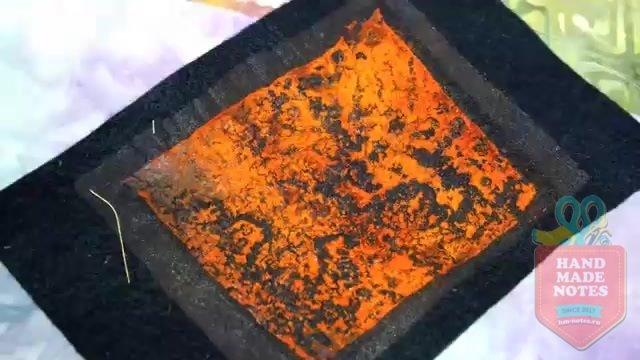 Эксперименты с запеканием ткани