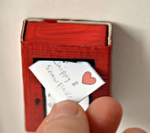 подарок на день валентина своими руками