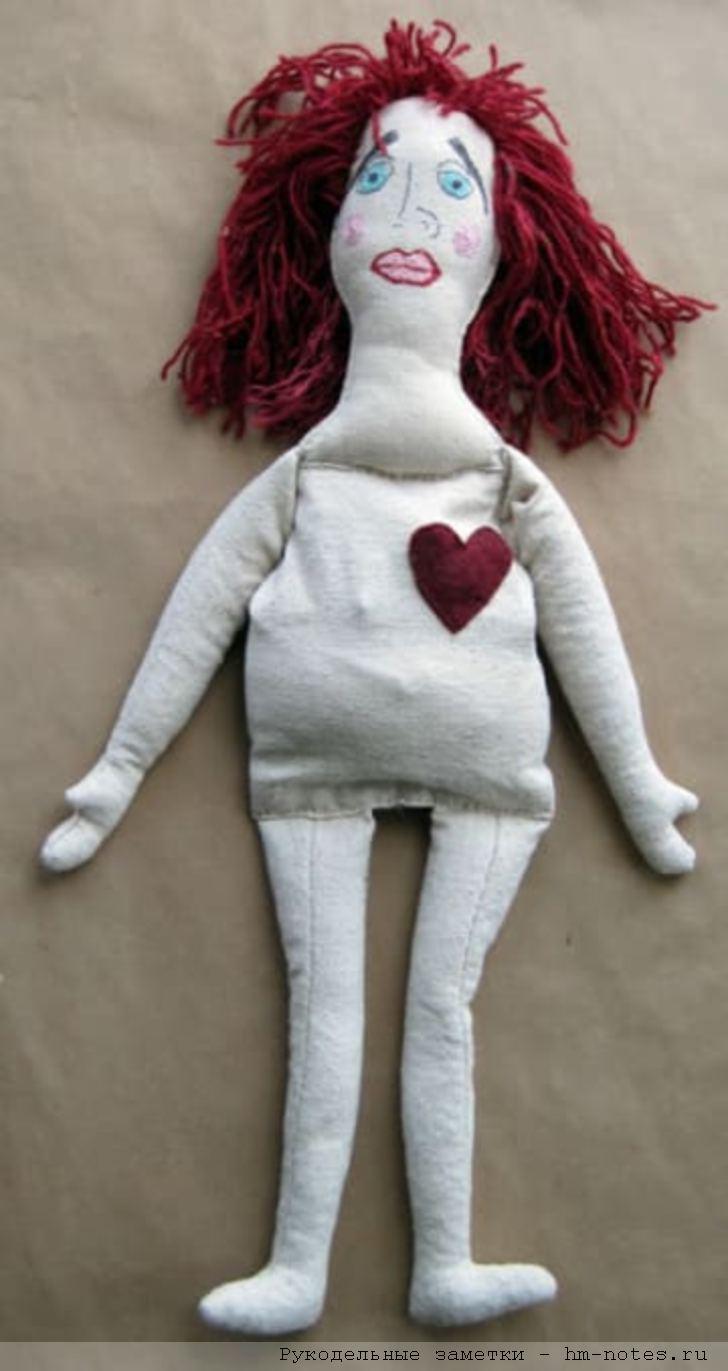 кукла для выживания