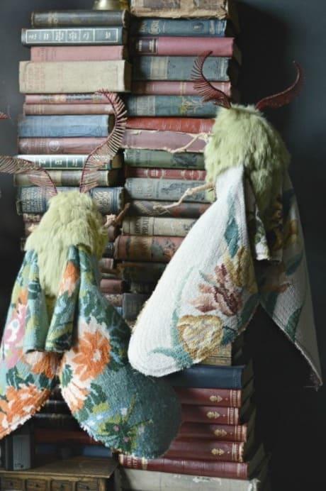 текстильные чудеса Мистера Финча