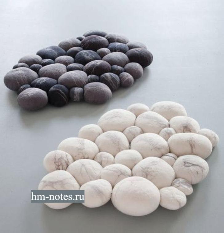 Текстильные камни