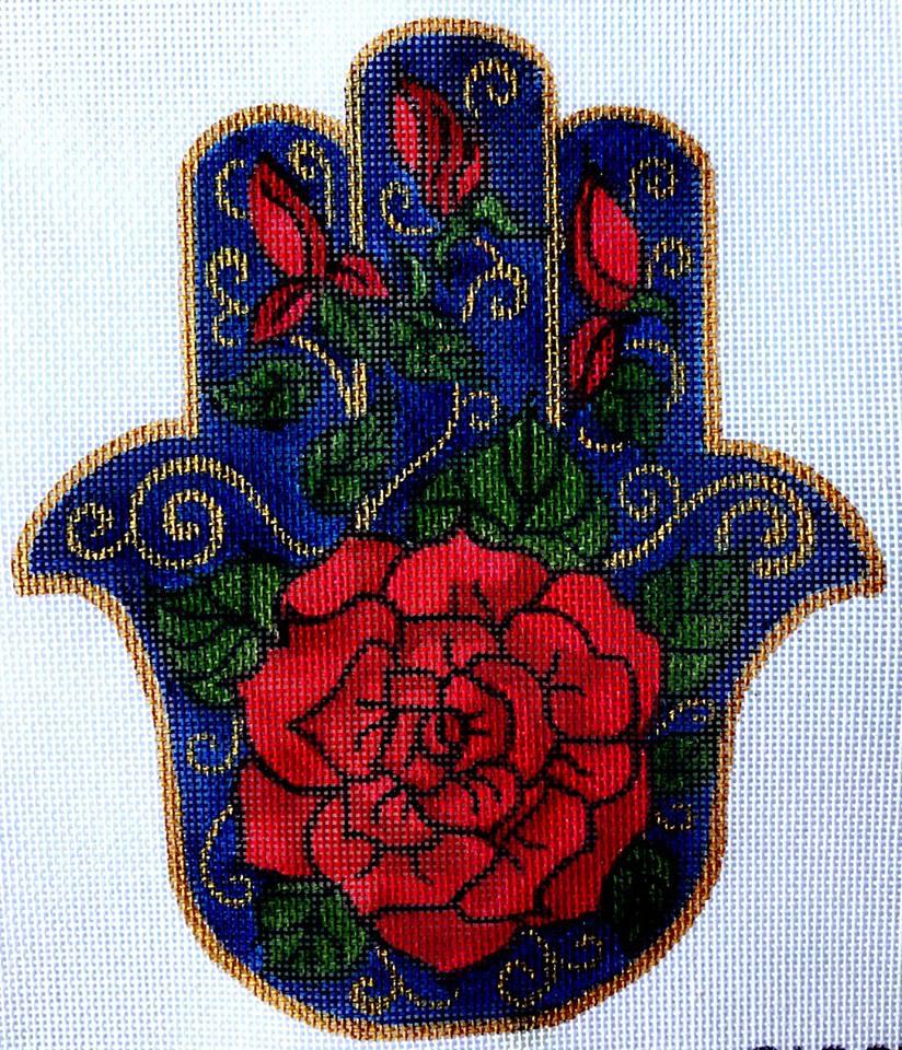 Схемы вышивки для амулета рука фатимы