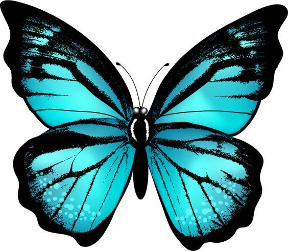 Из чего сделать декоративных бабочек