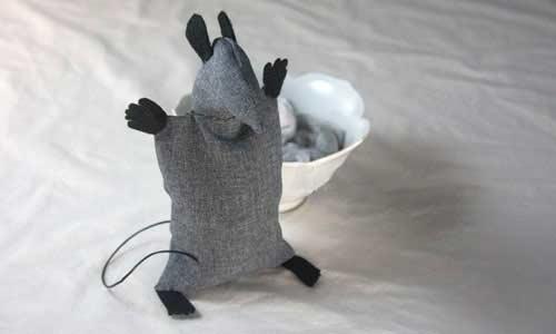 чайная крыса своими руками