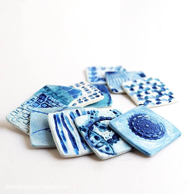 декоративная плитка своими руками