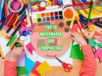 Топ 10 художественных материалов которые должны быть у каждого ребенка