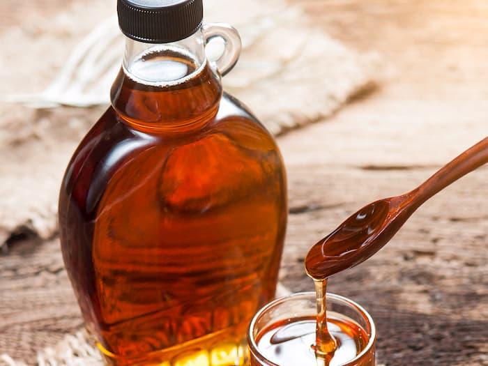 Рецепт сиропа из яблок