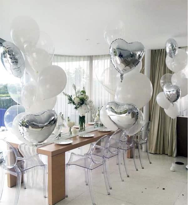 Фольгированные шары для бизнеса