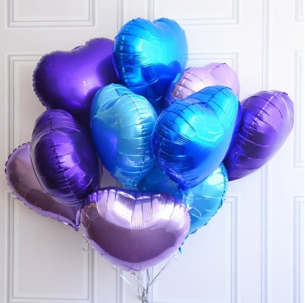 Фольгированные шары – особенности