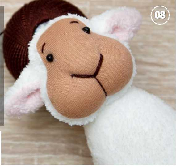 маленькая овечка
