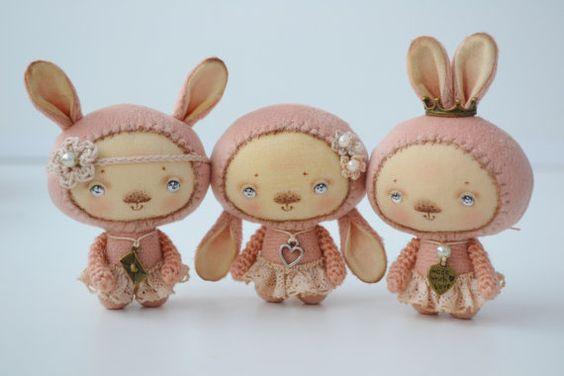милые зайцы